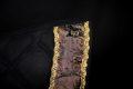 Pearl-Schabracken-Manufaktur-Barock-Antik-Schabracke-Dressursattel-Stoffkombination-Working-Equitation-2-scaled-e1605438715105