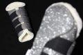 Pearl-Schabracken-Manufaktur-Dressurgamaschen-Springgamaschen-boots-Gamaschen-Glitzer-Beinschutz-Streichkappen-Silber-Welsh-A-Deutsches-Reitpony-6-1-scaled-e1605298326815