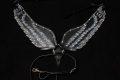 Pegasus Wings Schwarz / Silber