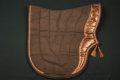 Pearl-Schabracke-Satteldecke-Kundenwunsch-Barocksattel-Working-Equitation-Schabracken-Barocke-Schabracke-Quaste-Bronze-handmade-handgefertigt-scaled-e1617342228826