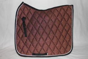 Pearl-Schabracken-Manufaktur-Friese-Barock-Antik-Dressur-Working Equitation-Glitzer Schabracke-Dressurschabracke
